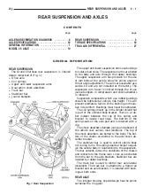 Chevrolet Impala Repair Manual 1994 2011