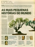 As mais pequenas histórias do mundo