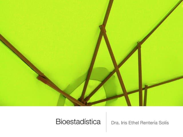 UVM Metodología de la Investigación Sesión 13 Bioestadistica