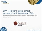 Contactless Card Shipments Jump enabling Shoppers Take Advantage of Everyday Payment Convenience
