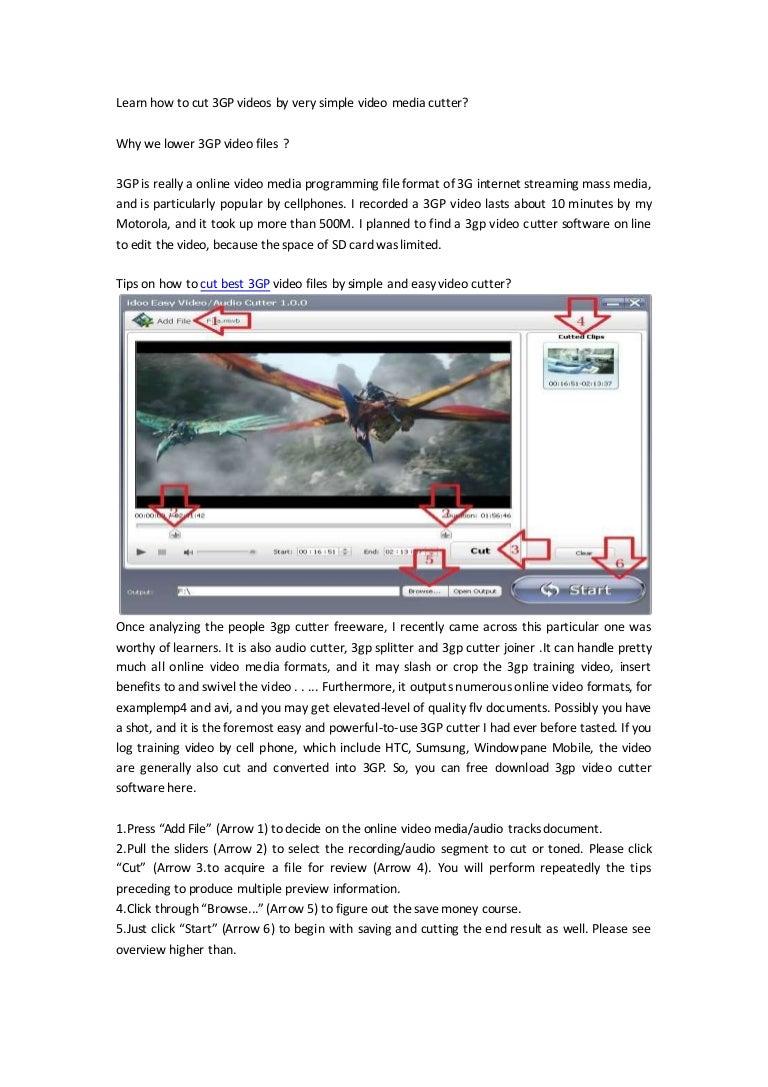 media cutter online