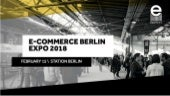 EBE 2019 - How to prepare your webshop for International expansion