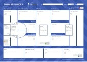 Business Design Game: Business Model Template
