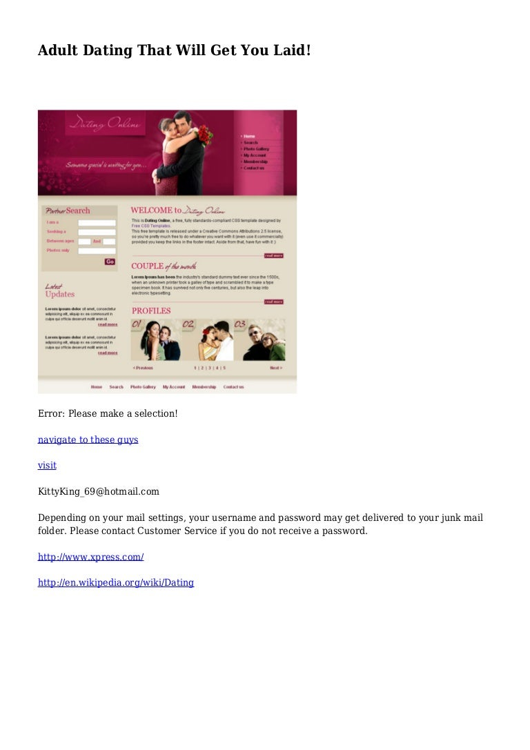 inter dating site