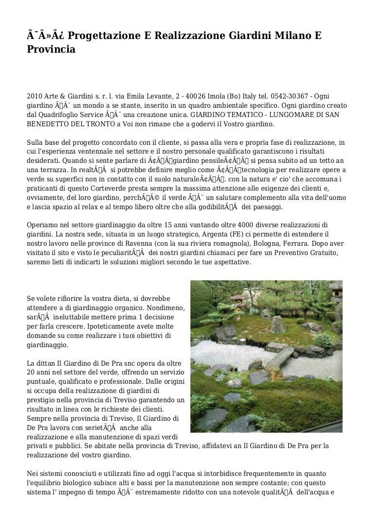 Manutenzione Giardini Milano E Provincia progettazione e realizzazione giardini milano e provincia