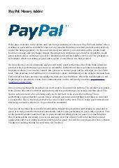 Free paypal hack_tool