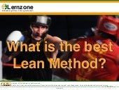 The best Lean Method