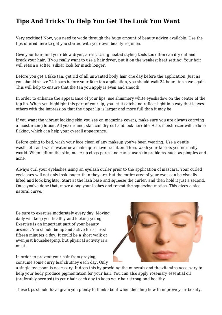 Tips and Tricks to Reduce the Appearance of That AnnoyingBlemish