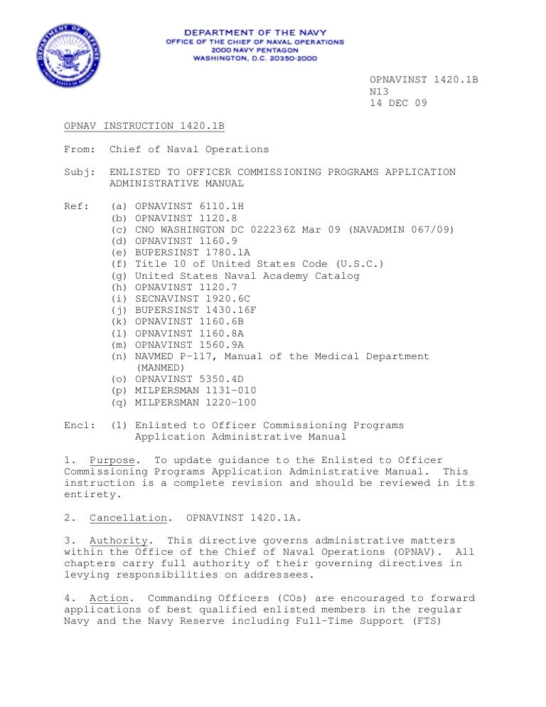 navy ocs letter of recommendation   Hadi.palmex.co