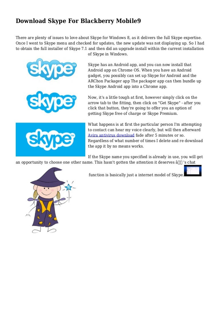Skype for iPad 4+