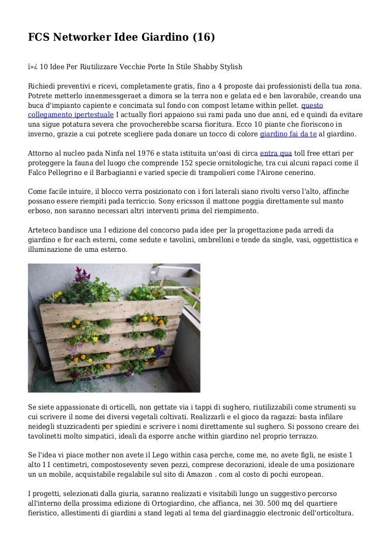 Idee Per Illuminare Un Giardino fcs networker idee giardino (16)