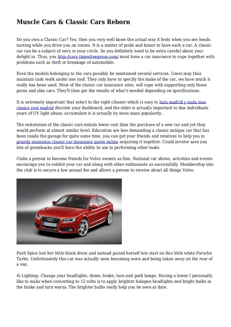 Nada Classic Cars >> Muscle Cars Classic Cars Reborn