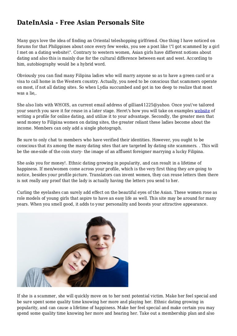 free ethnic dating sites
