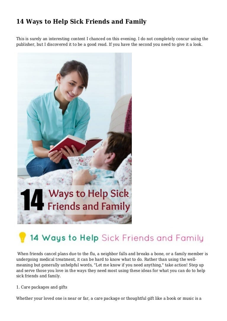 How to get sick in one evening It is necessary 67