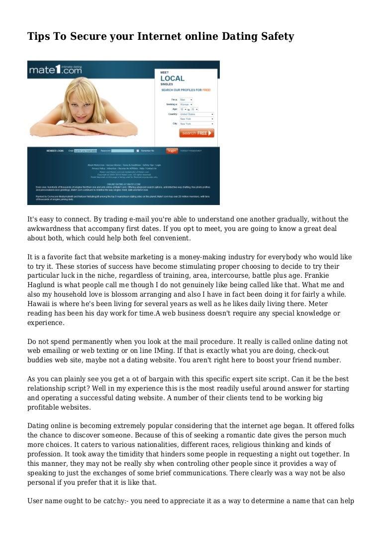gratis online dating e-post