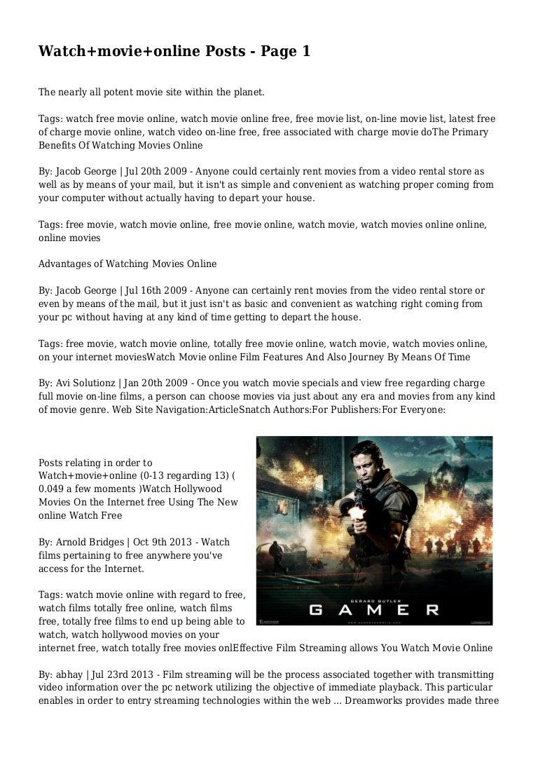 Watch+movie+online Posts - Page 1