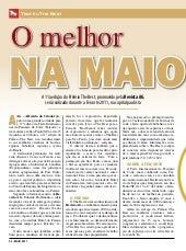 Revista AG - Prêmio The Best