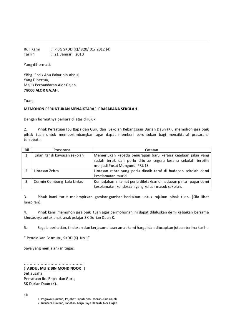 149573533 surat-mohon-penurapan-semula-tar-2012