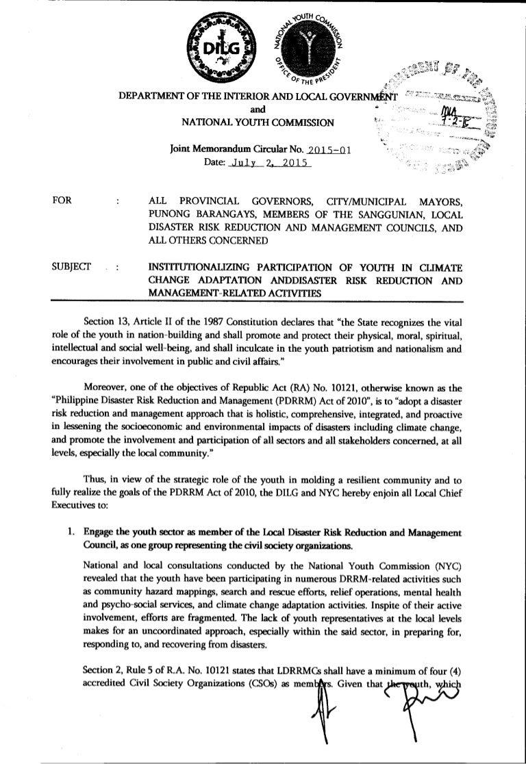 15 01849-50 (dilg-nyc joint memorandum circular)
