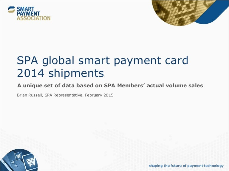 Contactless Payment And Us Chip And Pin Adoption Drives Smart Card Gr