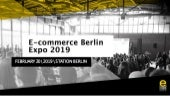 EBE 2019 - Custom packaging & unboxing experience.
