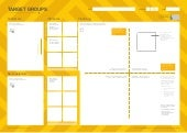 Business Design Game: Target Groups Template