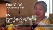 How Fast Can We Map A Tumor - Alicemarie G Rathjen