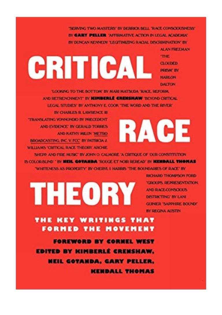 (the New Press) Critical Race Theory (PDF) The Key ...