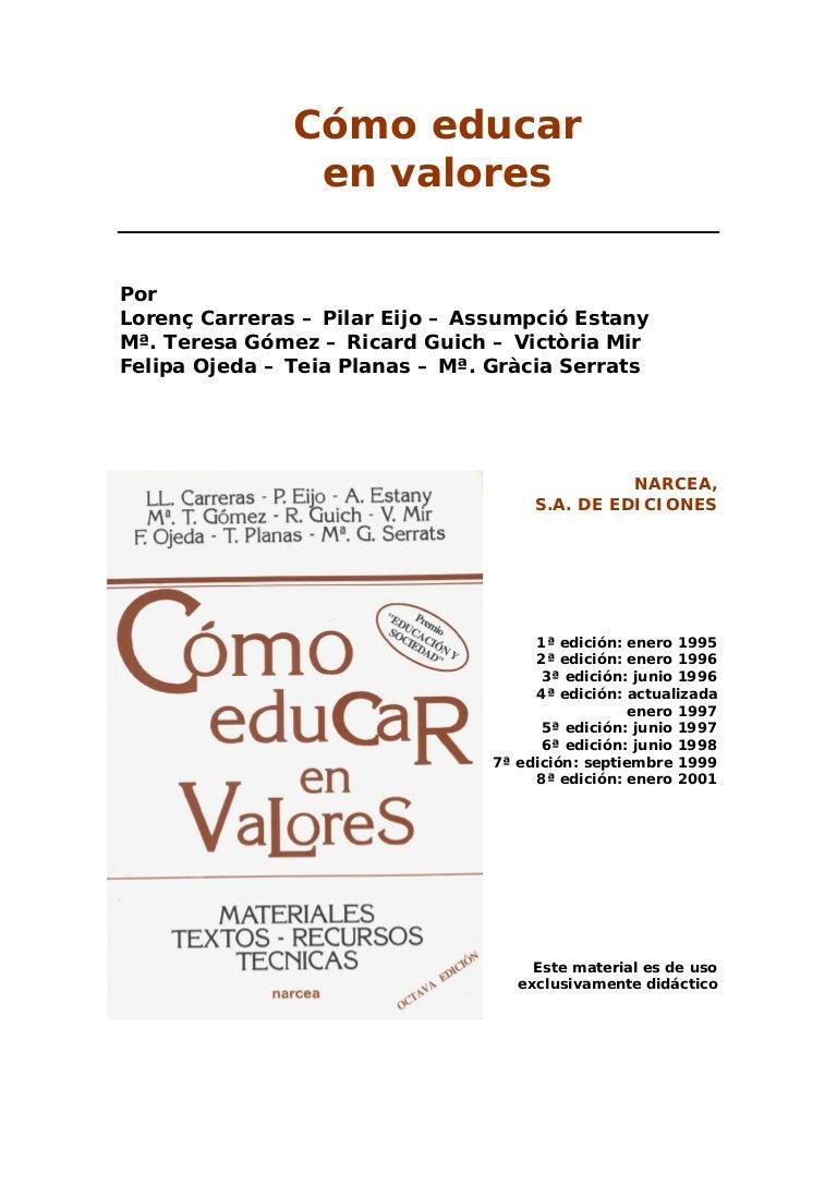 15 carrera llorenc-eijo-pilar-otros-cap1-2-pedagogia-en-valores
