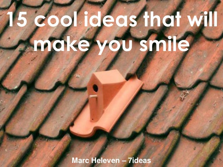 15 cool ideas and designs that make me happy. cool ideas and designs that make me happy