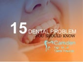 Dental Care - Common Dental Problems You Should Know