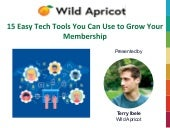 15 Easy Tech Tools to Grow Your Membership