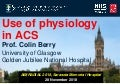 PCI & AimRadial 2018 | Use of physiology in ACS - Colin Berry