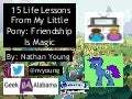 15 Life Lessons From My Little Pony Friendship Is Magic