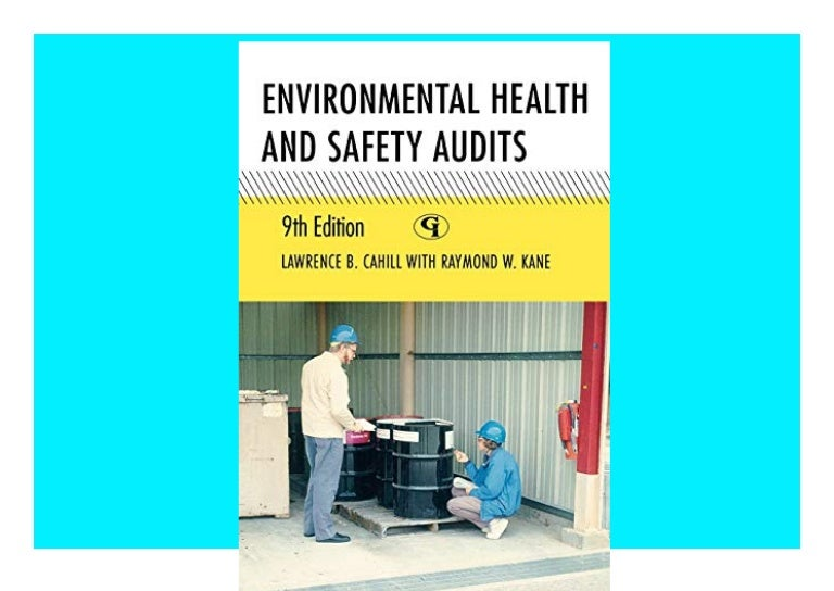 Free ❤[DOWNLOAD PDF]⭐ Environmental Health and Safety Audits READ ONLINE