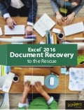 Excel Document Recovery to the Rescue