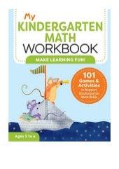 2019 My Kindergarten Math Workbook Pdf 101 Games And Activities