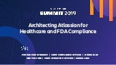 Architecting Atlassian for Healthcare and FDA Compliance