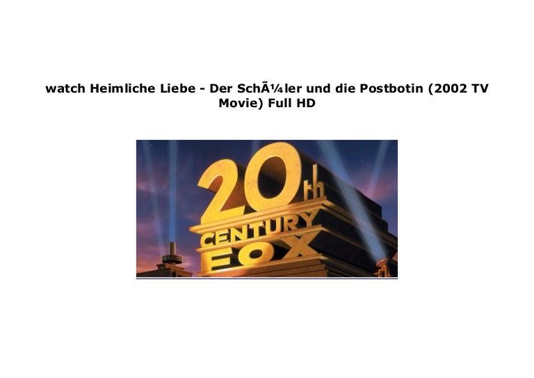 heimliche liebe - der schüler and the postbotin (2005)