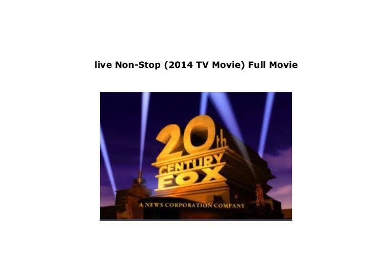 Watch Non Stop 2014 Tv Movie Full M O V I E Free Hd