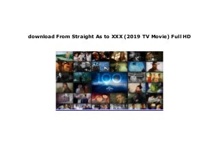 watch From Straight As to XXX (2019 TV Movie) Full Movie Download HD FREE