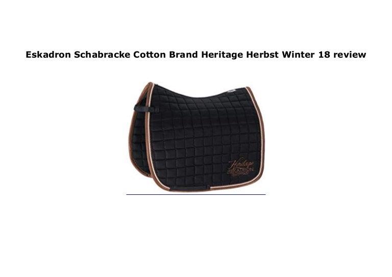 Schabracke Cotton