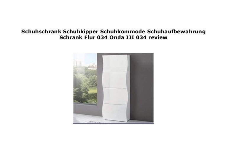 Schuhschrank Schuhkipper Schuhkommode Schuhaufbewahrung Schrank Flur