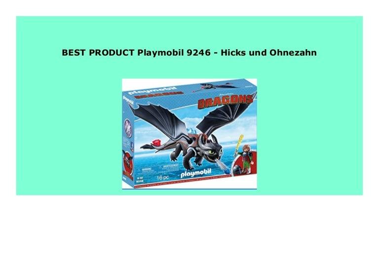 Hicks und Ohnezahn Playmobil 9246