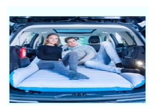 NEW Camping Car Mattress Inflatable Car Mattress Car Bed Trunk Travel Bed For Camping Home Sofa Folding