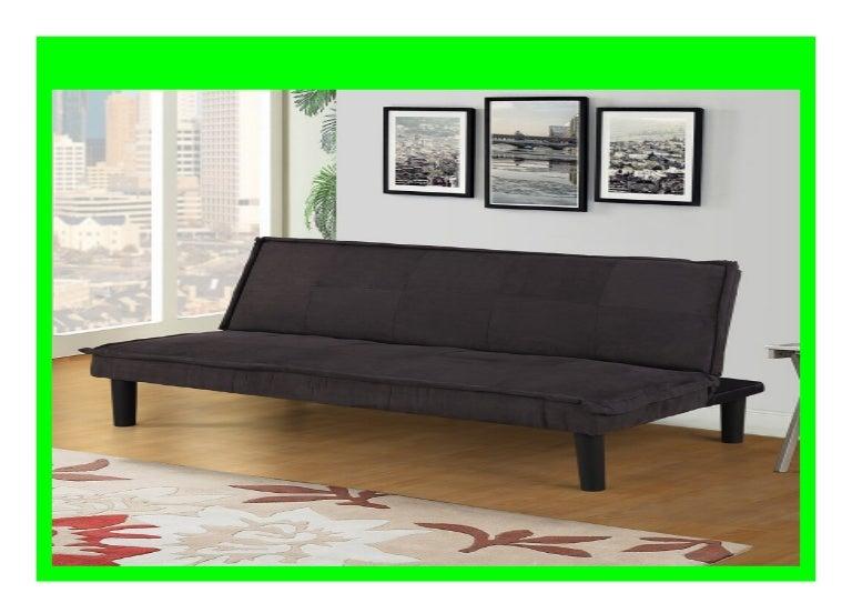 Best seller Microfiber Futon Sofa Bed Recliner Couch Comfort ...