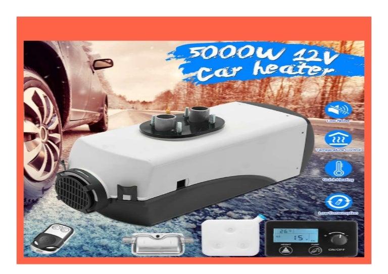 U 8000W LCD Air Diesel Heater 5KW 12V PLANAR for Trucks//Motor-homes//Boat//Bus