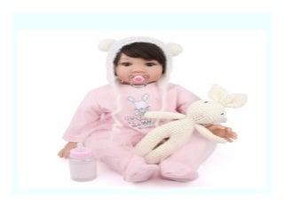 NEW NPK DOLL bebes reborn Doll lifelike realistic bebe boneca menina silicone girl 22 inch cute beautif