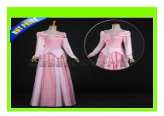 Big Sale Costume Dress Sleeping Beauty Cosplay Aurora Princess Rose Pink Halloween Adult Party Custom Made