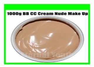 Big Sale Nourishments CC BB Cream 1000g Nude Makeup Concealer Isolation Whitening Moisturizing Cosmetics Bea